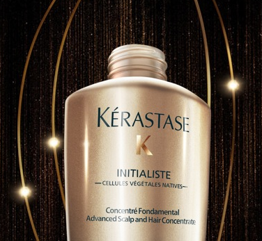 Grow Your Hair Faster with Initialiste by Kerastase