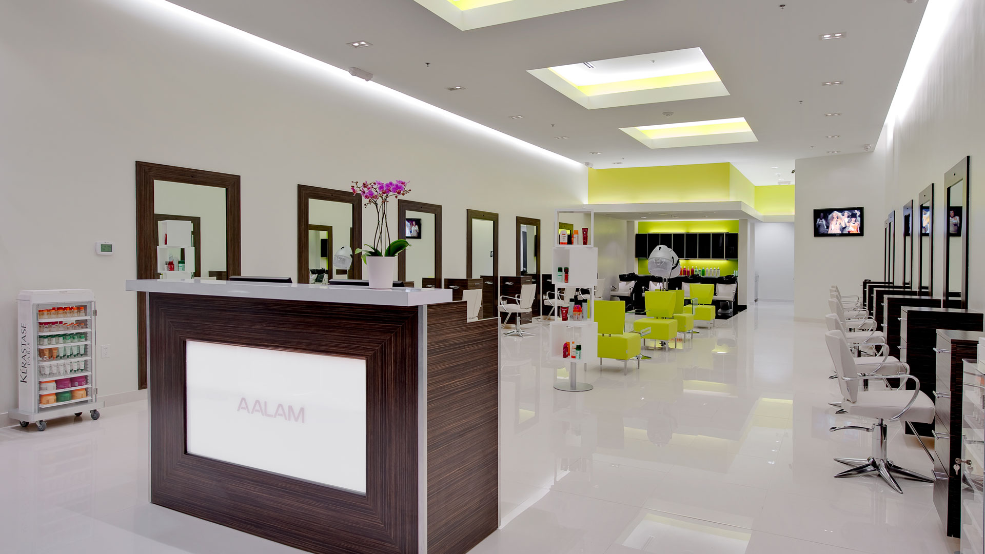 AALAM Dallas Best Hair Salon Plano