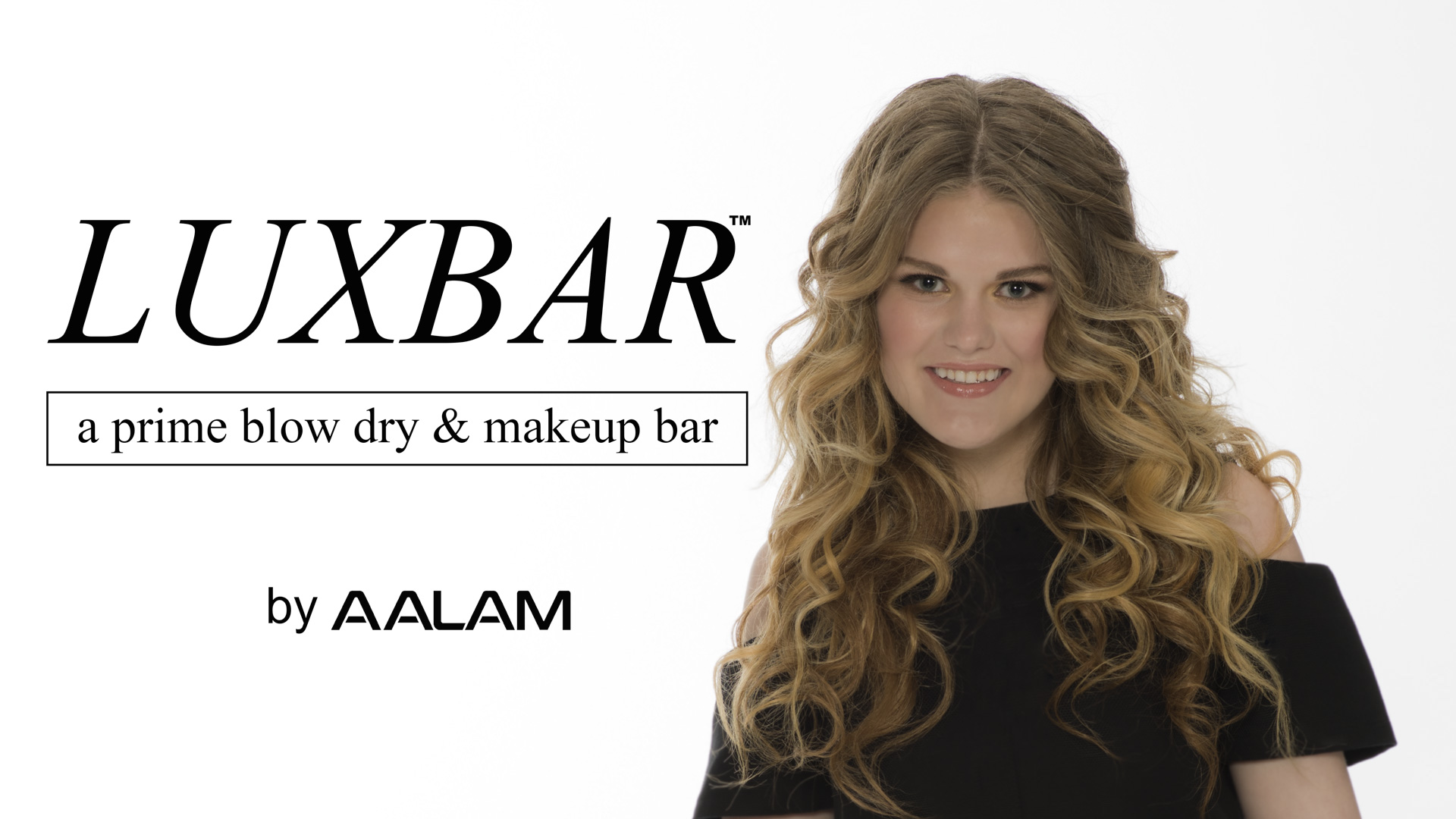 LUXBAR dry bar Salon Plano Blow Dry Bar Dallas Best Blow Dry Bar Frisco salon Blowout Bar Makeup Bar Allen McKinney Addison TX DFW Dallas Plano Frisco Blow Dry Bar Makeup by AALAM The Salon USA