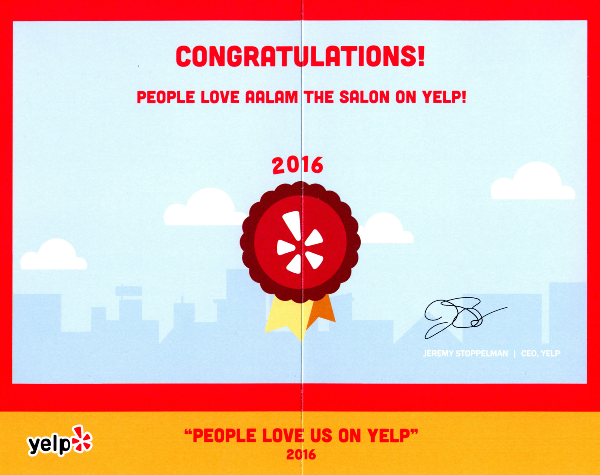 People Love AALAM The salon on Yelp – Plano Best Hair Salon Yelp