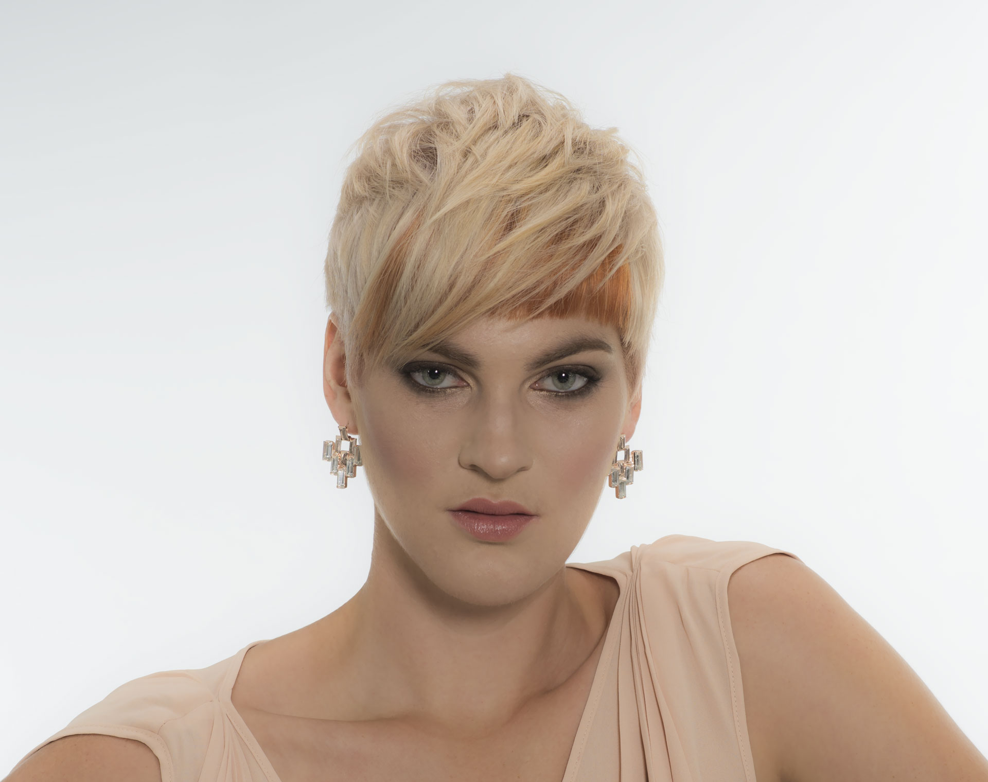Pixie Haircut Short Hairstyle