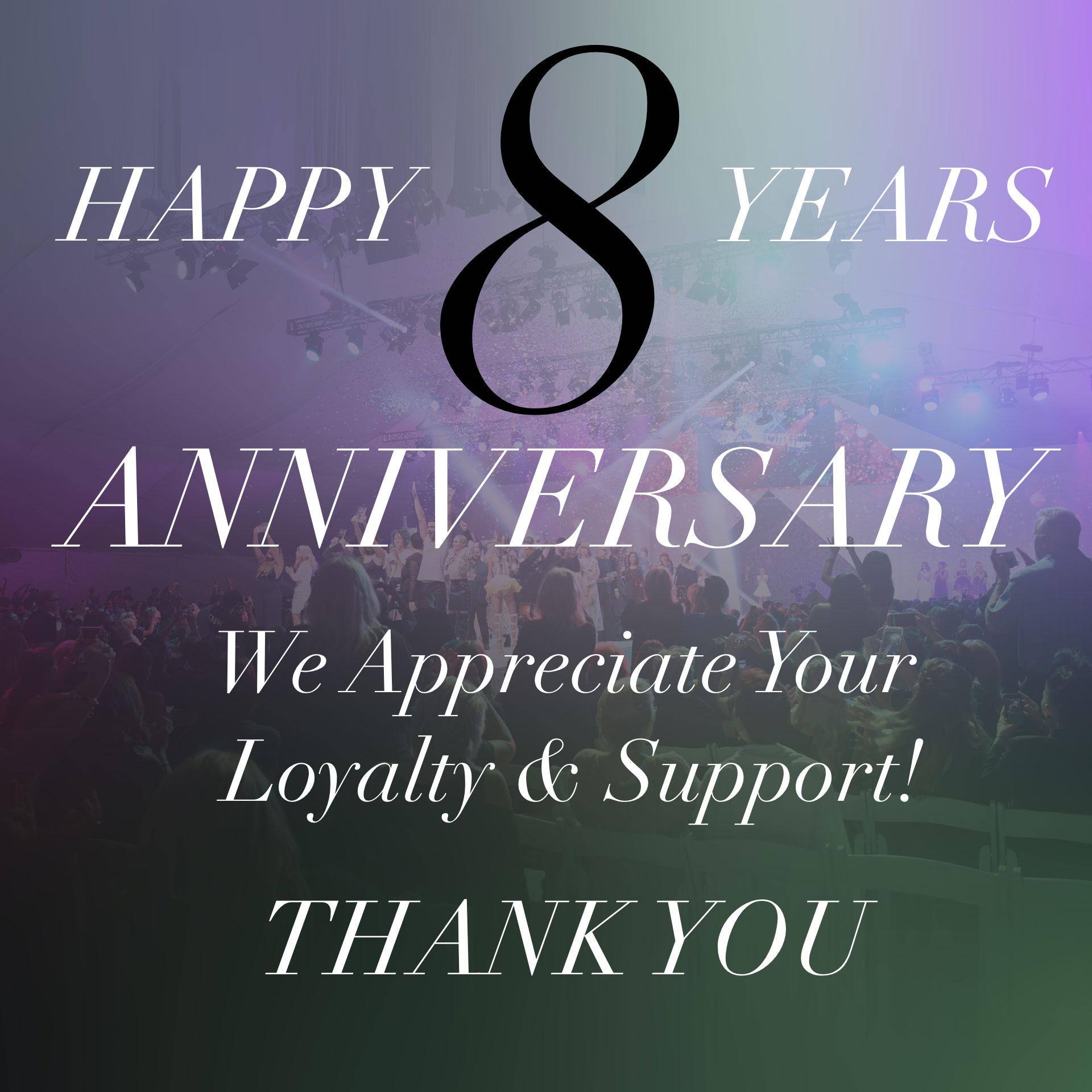 AALAM Celebrates 8 Years Anniversary
